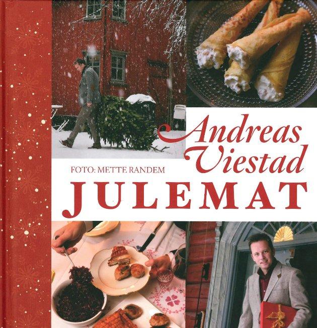 Ny bok: Andread Viestad har kommet med ny bok for denne årstidens festligheter.