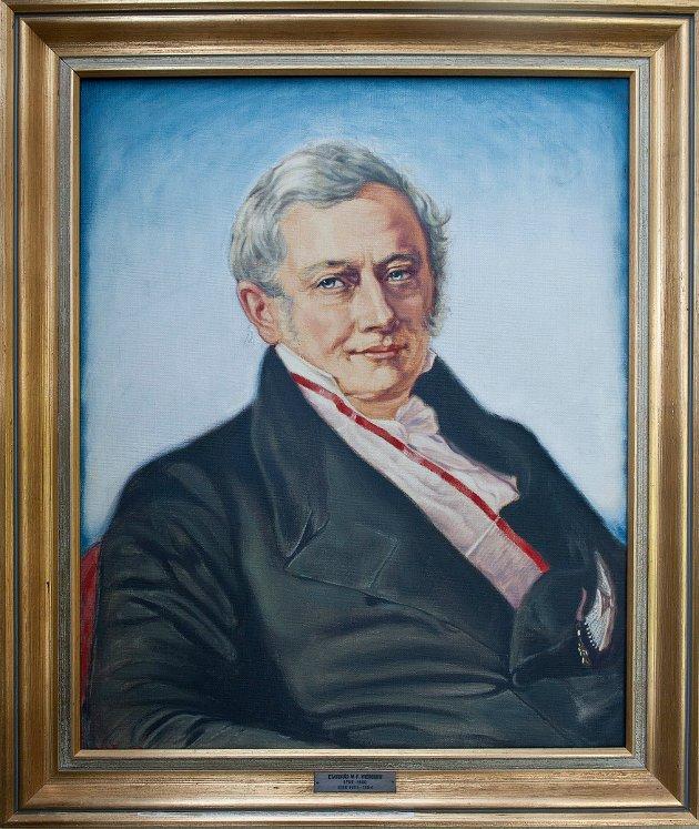 Frederik Wilhelm Treschow (1786-1869)