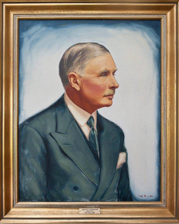 Fritz Michael Treschow (1879-1971)