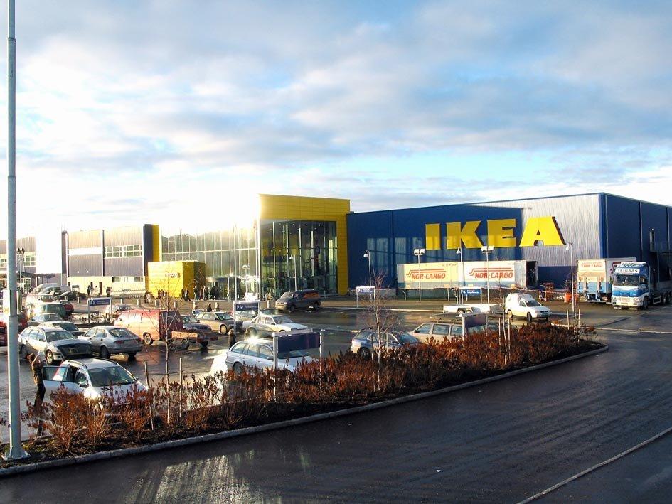 ikea i norge kart Nordlys   Ikea varsler Tromsø avklaring innen kort tid ikea i norge kart