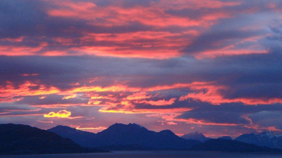 Helgelands Blad - Tredje varmest i Norge, tropenatt i ...