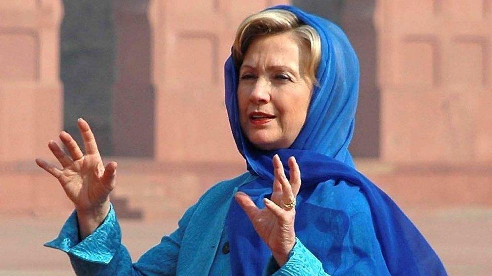 Hillary Clinton, Afghanistan | Clintons første Afghanistanbesøk