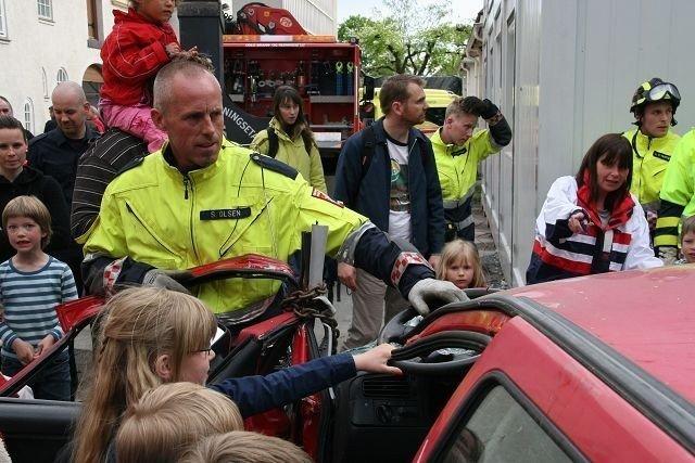 hvordan bli brannmann