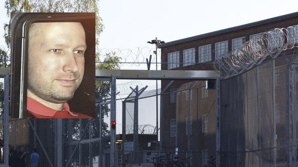 Anders Behring Breivik   Har startet observasjonen av Breivik