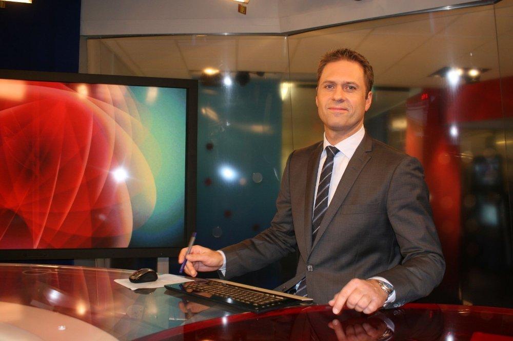 Nyheter Sentrum Bare Bra A Vaere Nervos Under Livesendinger