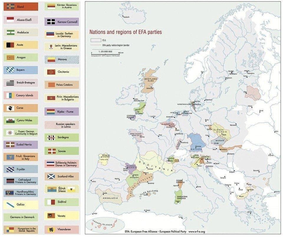 land i europa