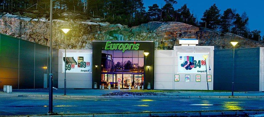 7be86182 Eurporis åpnet sin første butikk i Stavanger i 1992.