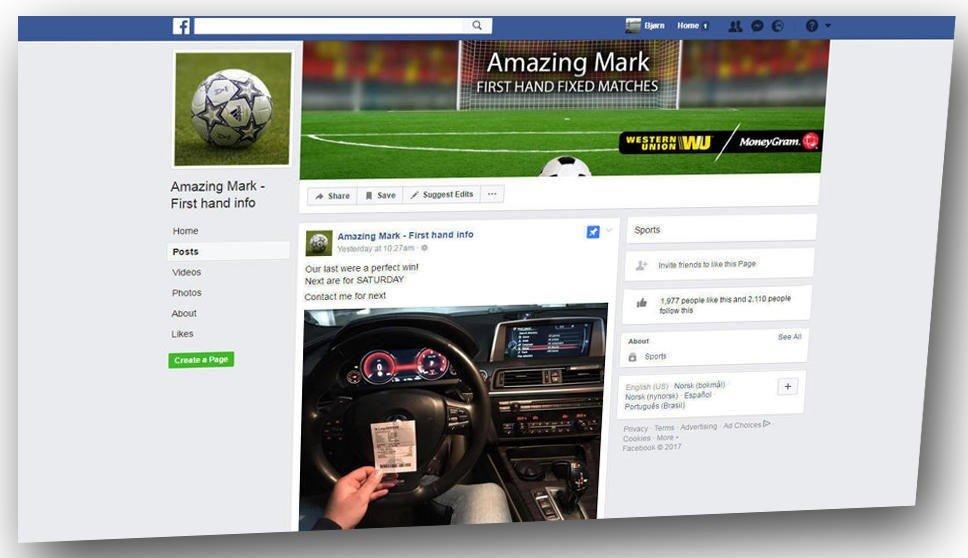 050899d8 Ble svindlet for 19.000 kroner på Facebook. Nå advarer han andre