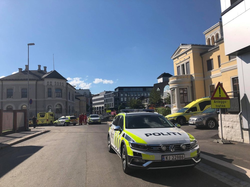 accident , Health | Ammonia leakage in the brewery Aass