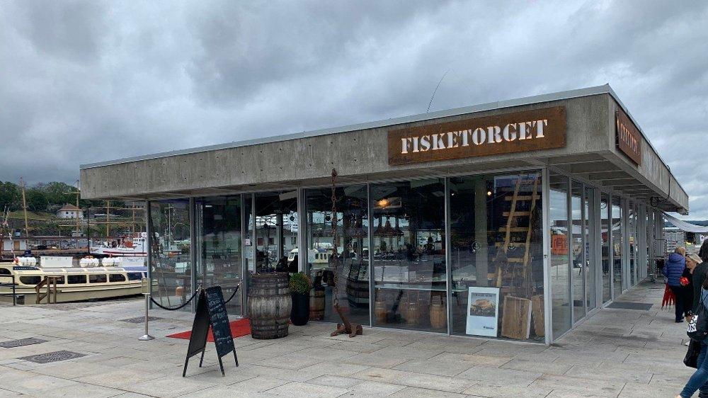 TOMT I KASSA: Oslo Fisketorg har mildt sagt anstrengt økonomi etter to års drift - og får kritikk for retningen stedet har tatt. Foto: Morten Solli