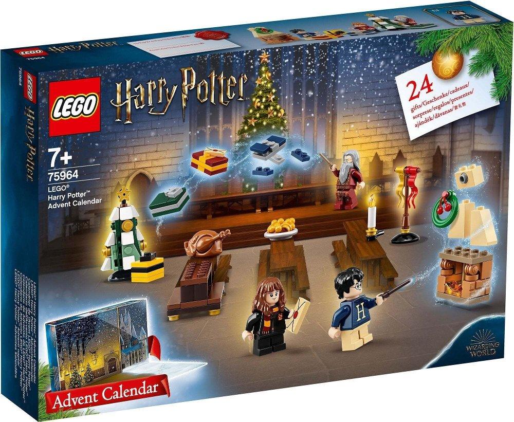Klikk på bildet for å forstørre. Bilde av Lego Harry Potter adventskalender
