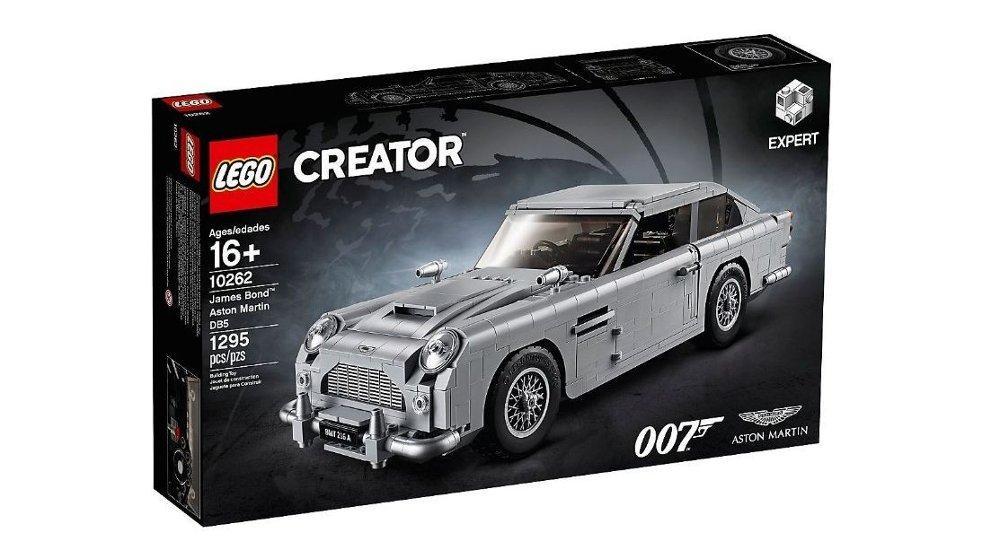 Klikk på bildet for å forstørre. Aston Martin