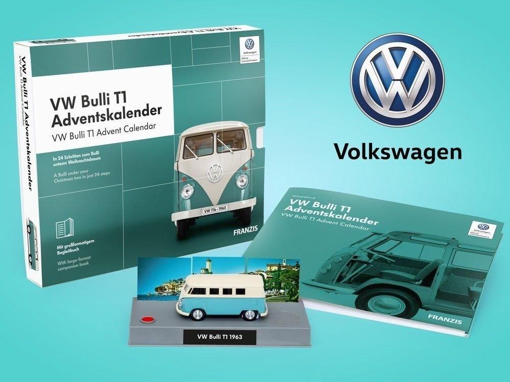 Klikk på bildet for å forstørre. Bilde av Volkswagen adventskalender.