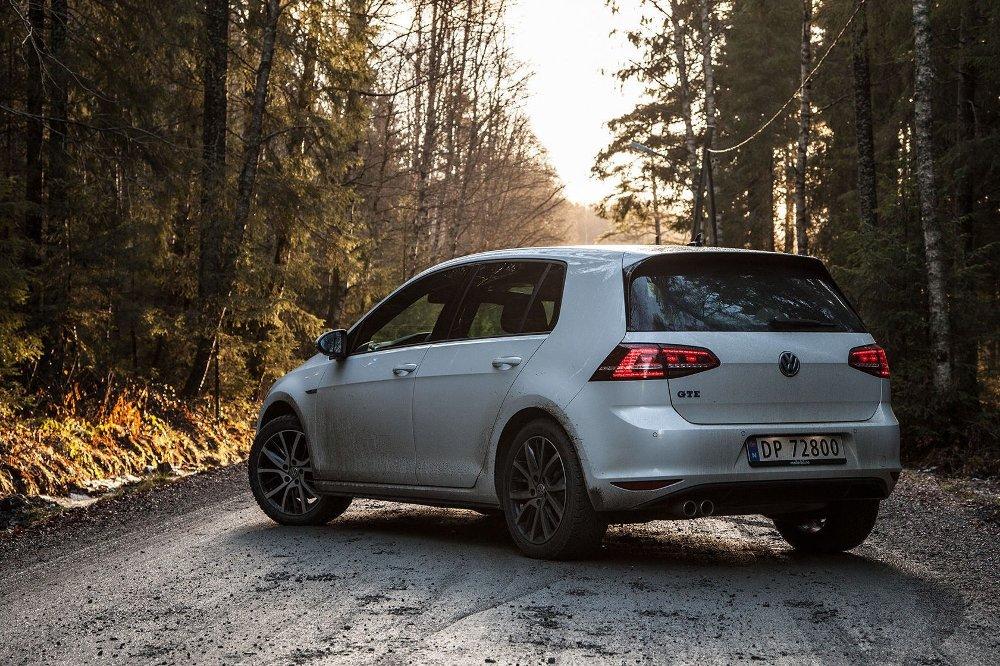 Klikk på bildet for å forstørre. VW Golf GTE