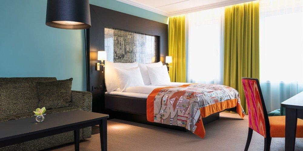 Klikk på bildet for å forstørre. Bilde av rom på Thon Hotel Stavanger