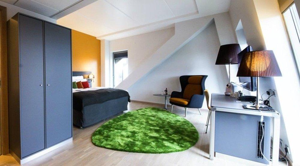 Klikk på bildet for å forstørre. Bilde av et rom på Hotel Energy Stavanger