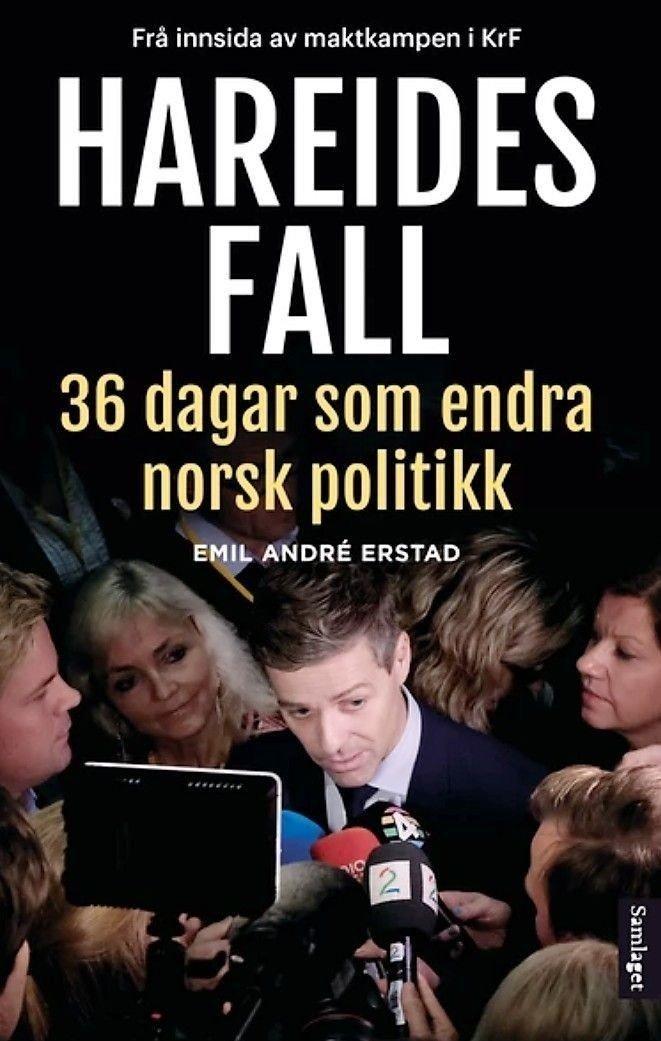 Klikk på bildet for å forstørre. Tidligere KrF-leder Knut Arild Hareide satset alt på å lede KrF til venstre. Han tapte den kampen med 90 mot 98 stemmer. Nå er dramaet blitt bok som gis ut 30. oktober.