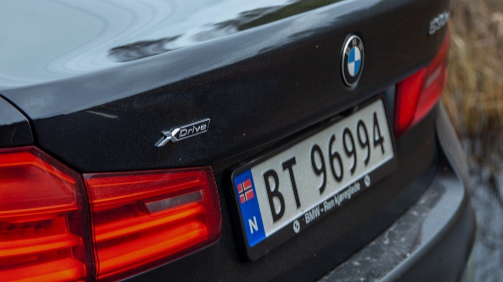 Klikk på bildet for å forstørre. xDrive-logo