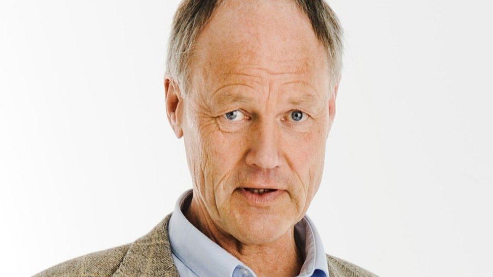 Klikk på bildet for å forstørre. BI-professor Petter Gottschalk.
