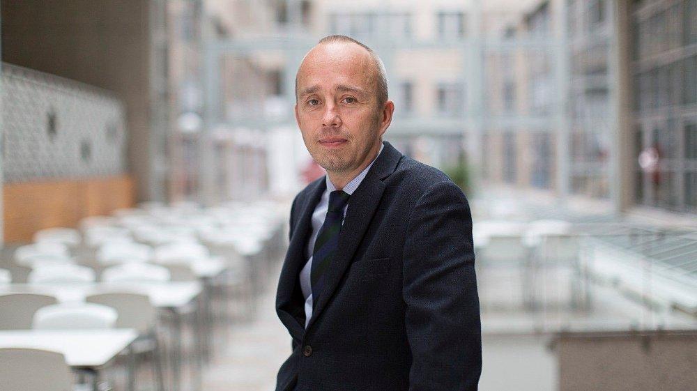 Klikk på bildet for å forstørre. HENRIKSEN: Seksjonssjef Anders Henriksen i Barne-, ungdoms- og familiedirektoratet .