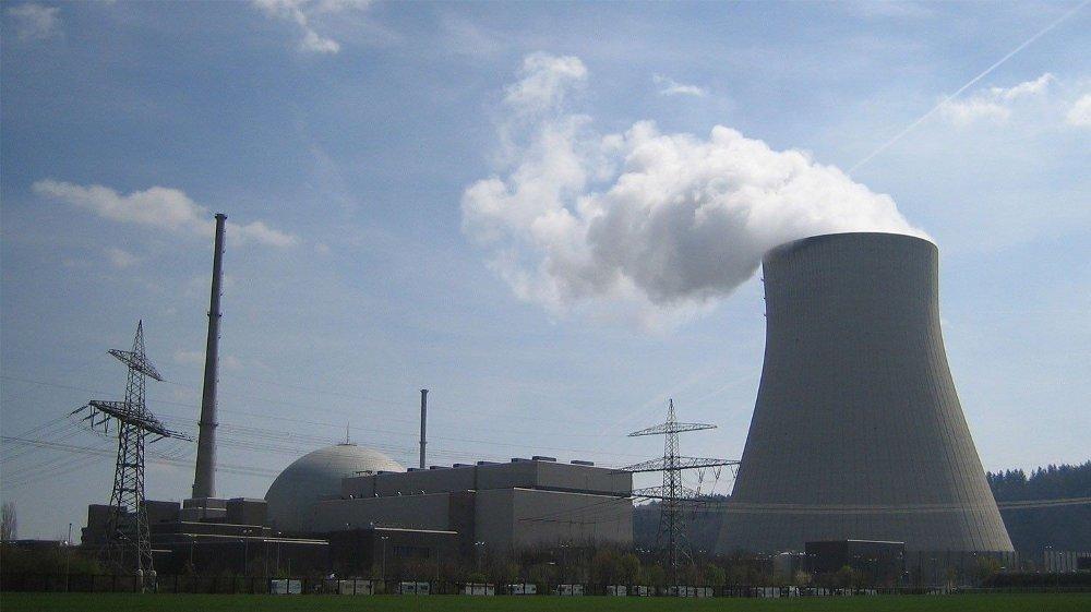 Klikk på bildet for å forstørre. Isar-2-reakotren i Bayern er verdens nest mest produktive atomkraftverk.