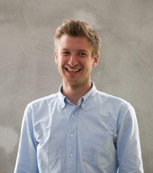 Klikk på bildet for å forstørre. Adrien Bjørnskau, digitaldirektør i RED Media.