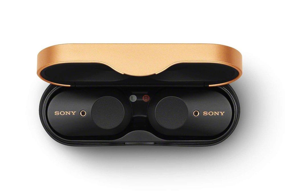Klikk på bildet for å forstørre. Bilde av Sony hodetelefoner