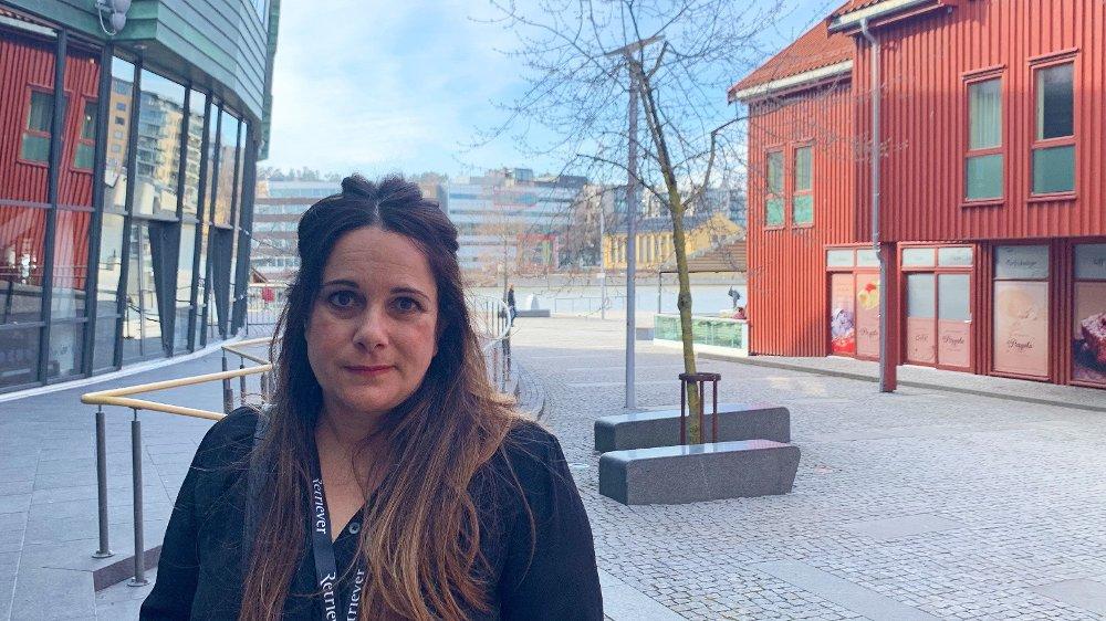 Klikk på bildet for å forstørre. GRANSKET: Lina Makboul er journalist i Uppdrag Granskning i Sverige. Det hun fant ut om journalistikken rundt Metoo sjokkerte henne.