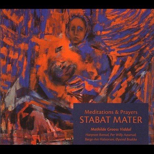 Klikk på bildet for å forstørre. Cover til Grooss Viddals Stabat Mater.