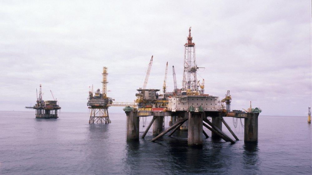 Klikk på bildet for å forstørre. oljeplattform