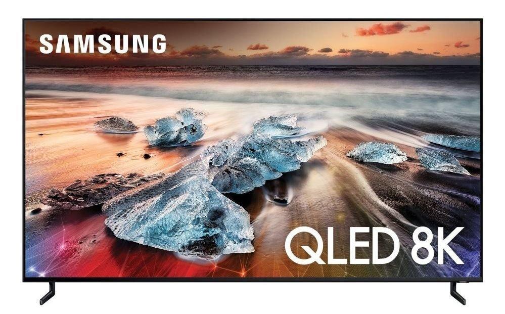 Klikk på bildet for å forstørre. Bilde av Samsung-tv