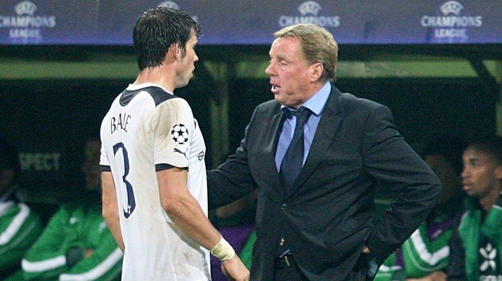 Klikk på bildet for å forstørre. CHAMPIONS LEAGUE: Harry Redknapp ledet Gareth Bale og Tottenham til Champions League i 2010/11-sesongen.
