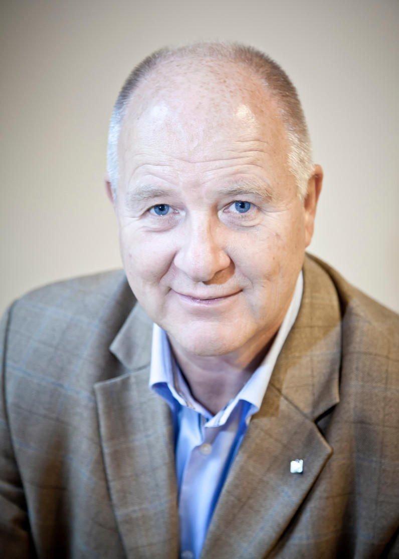 Klikk på bildet for å forstørre. LANG ERFARING: Anders Skuterud i Psykologforeningen har 40 års erfaring som psykolog.