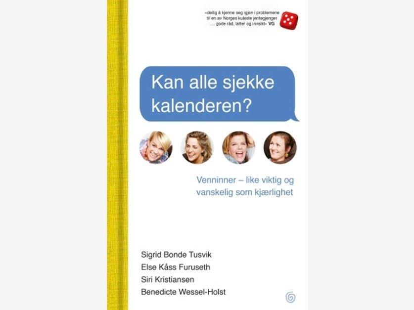 Klikk på bildet for å forstørre. Kan alle sjekke kalenderen? av Tusvik, Furuseth, Kristiansen og Wessel-Holst