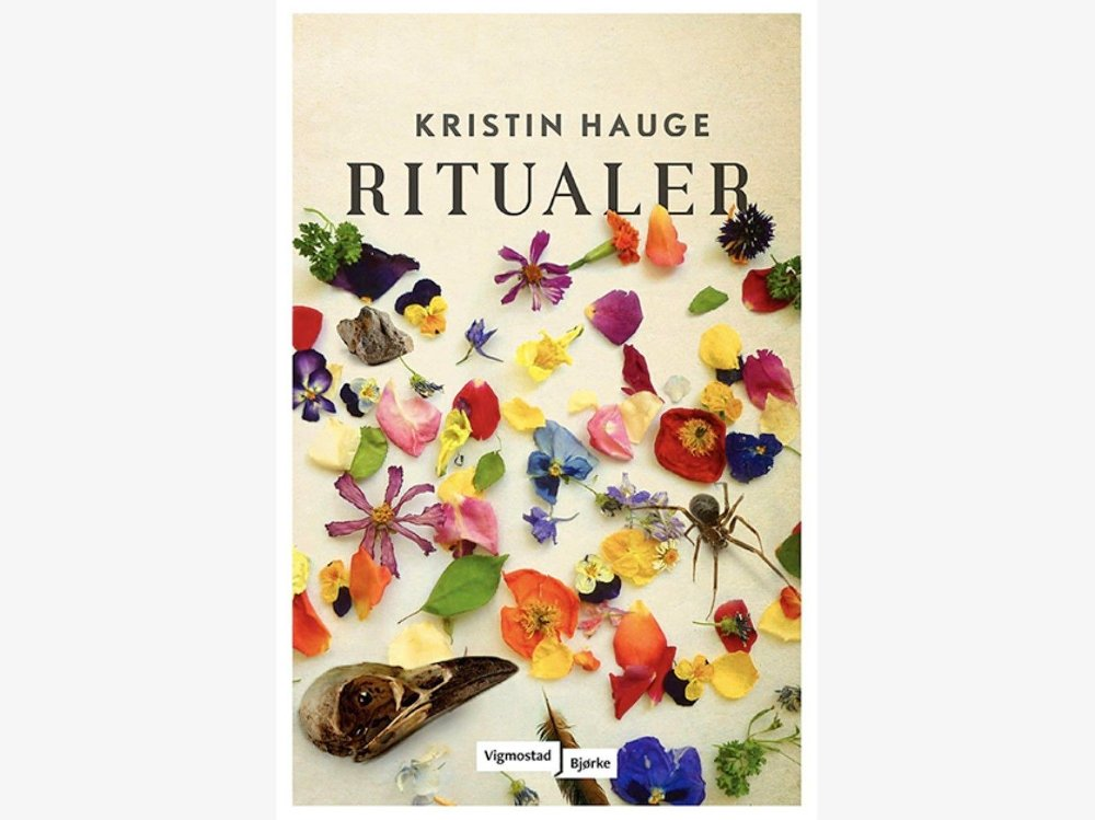 Klikk på bildet for å forstørre. Ritualer av Kristin Hauge
