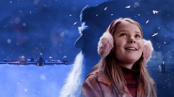 Klikk på bildet for å forstørre. JULEKALENDER: I årets julekalender blir det gjensyn med Snøfall, hvor vi treffer Selma, som er foreldreløs og drømmer om å få sin egen familie.