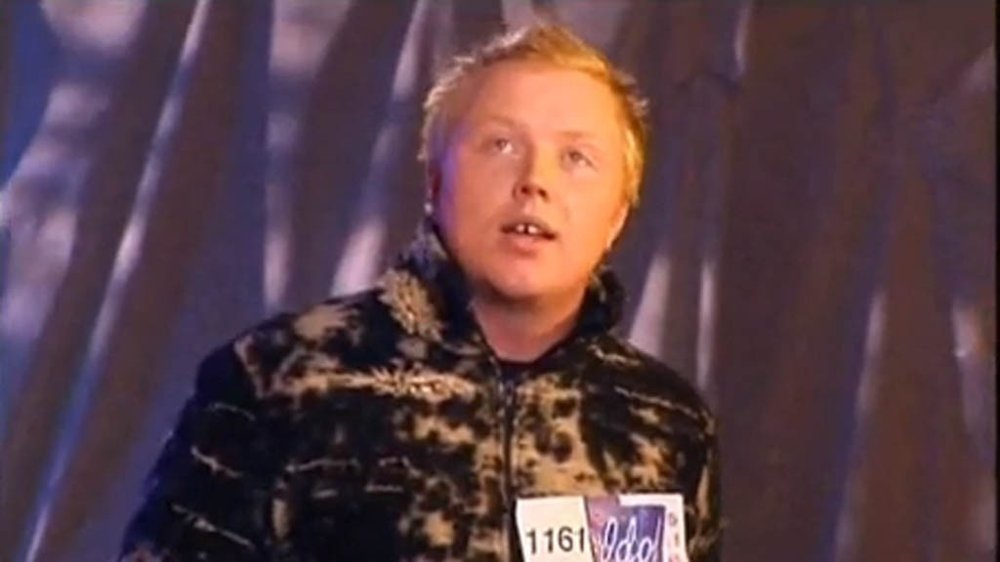 Klikk på bildet for å forstørre. DEN GANG DA: Kurt Nilsen slo gjennom som 24-åring i 2003 da han vant den første utgaven av TV 2-sendte «Idol».