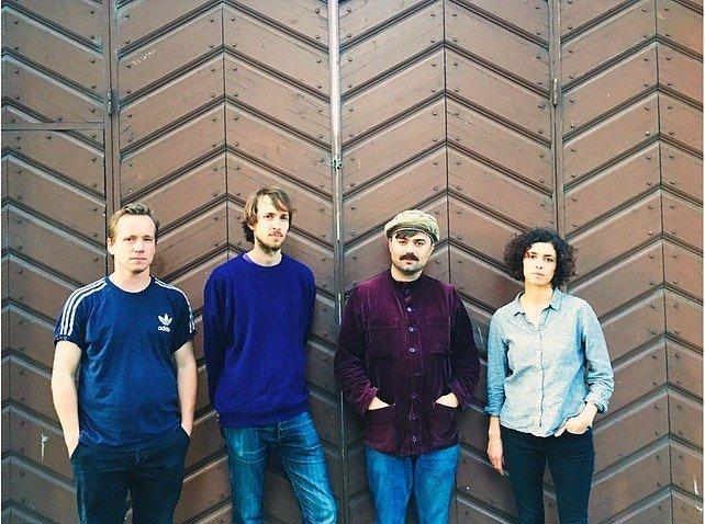 Klikk på bildet for å forstørre. Kvartetten Volumes.