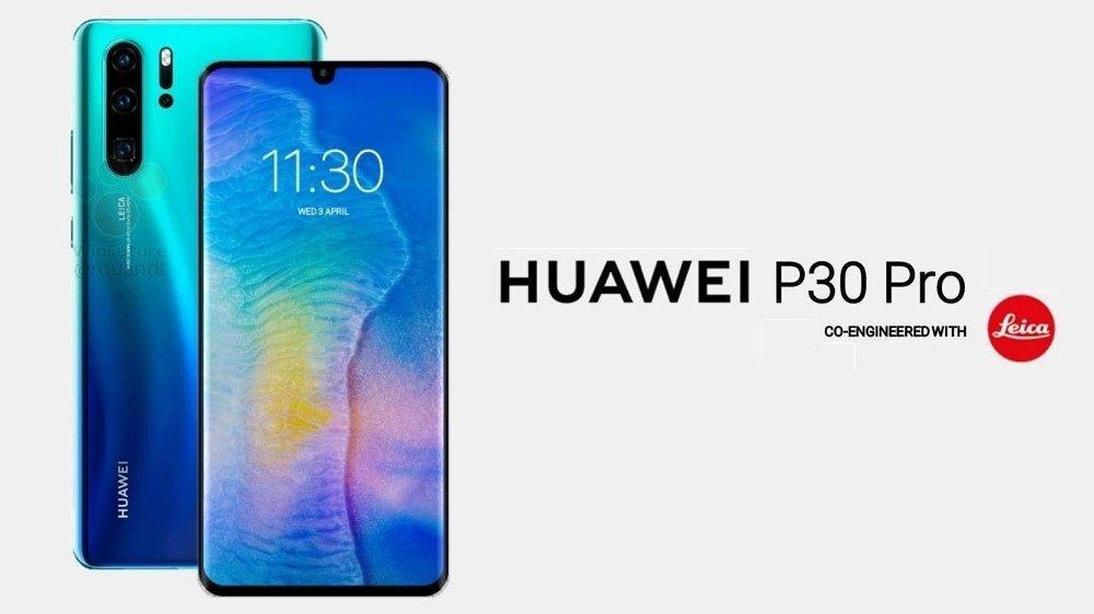 Klikk på bildet for å forstørre. Huawei p30 pro