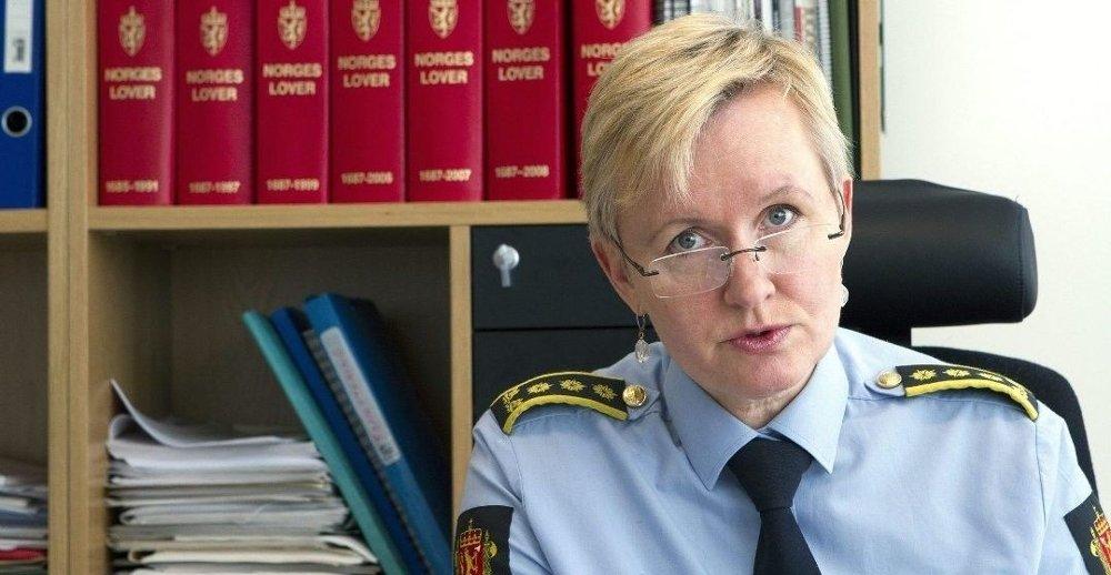 Klikk på bildet for å forstørre. Leder i felles enhet for påtale i Øst politidistrikt Mona Hertzenberg. Kay Stenshjemmet / Romerikes Blad