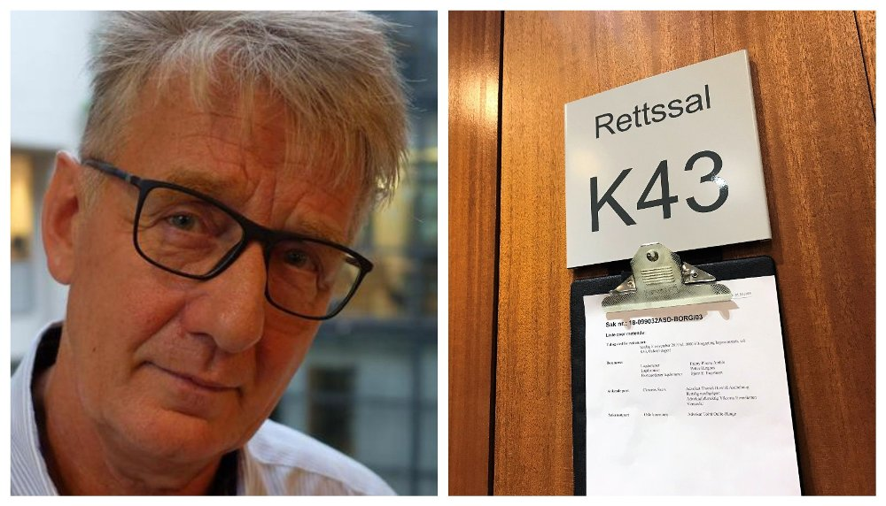 Klikk på bildet for å forstørre. TAPTE: Lærer Clemens Saers tapte sin ankesak mot Oslo kommune i Borgarting lagmannsrett. Nå vurderer han anke til Høyesterett.
