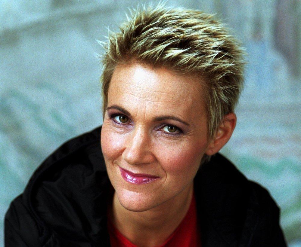 Klikk på bildet for å forstørre. © SCANPIX SWEDEN, Stockholm, Sverige/Sweden, 20000308, Marie Fredriksson, sanger i Roxette.