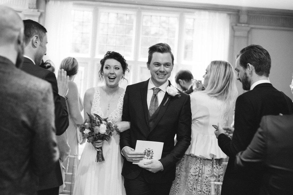 Klikk på bildet for å forstørre. SAMLET VENNER: Ruth hadde veldig lyst til å gifte seg fordi hun ønsket å samle venner og familie i ett rom.