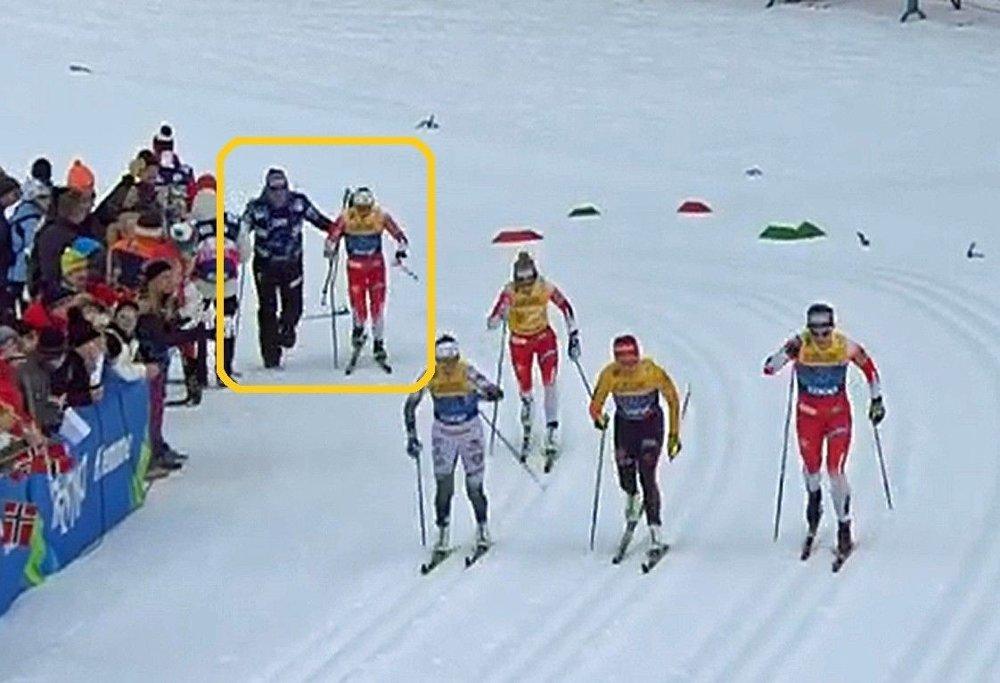 Klikk på bildet for å forstørre. DYTTET I GANG: Ingvild Flugstad Østberg mottok ulovlig hjelp.