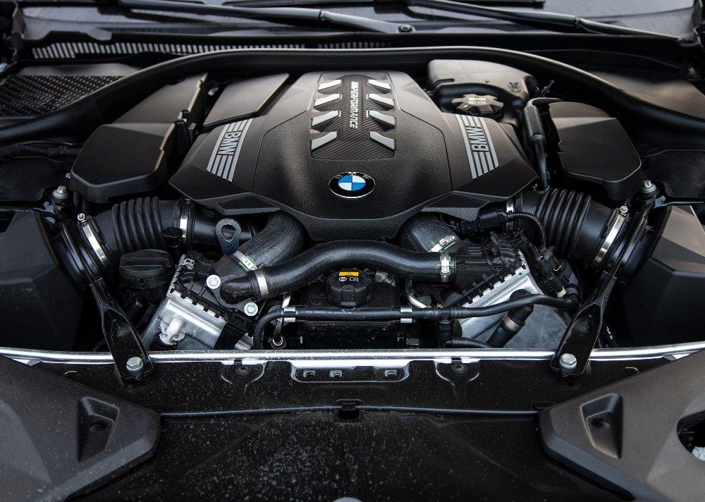 Klikk på bildet for å forstørre. BMW 850i Gran Coupé xDrive