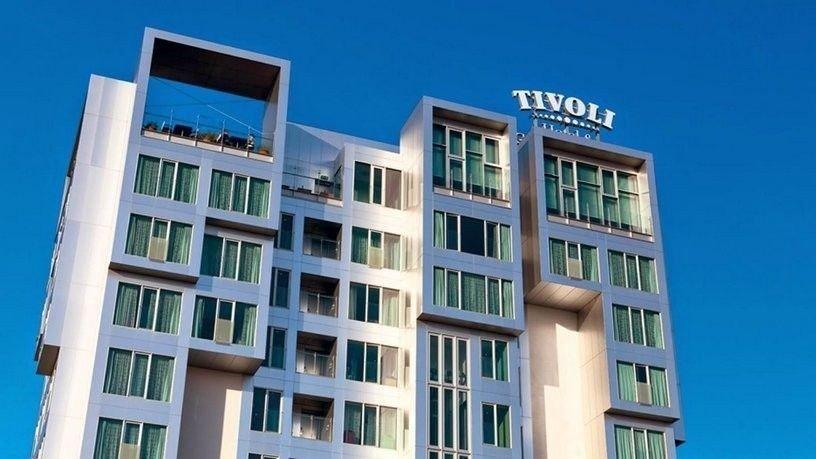 Klikk på bildet for å forstørre. Bilde av Tivoli Hotel