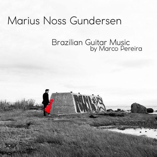 Klikk på bildet for å forstørre. Marisu Noss Gundersen - Brazilian Guitar Music