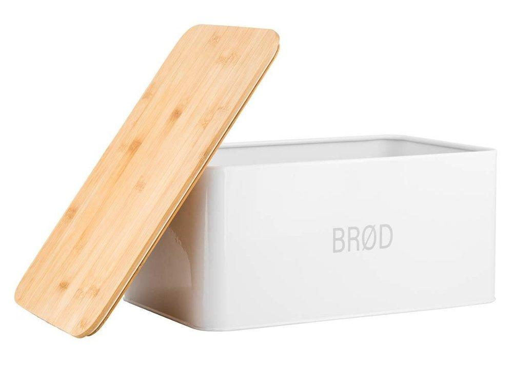 Klikk på bildet for å forstørre. Brødboks