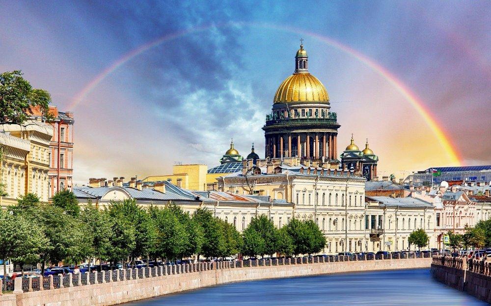 Klikk på bildet for å forstørre. St Petersburg