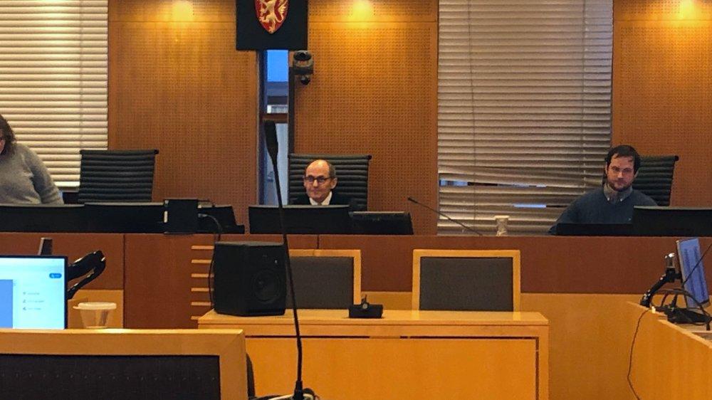 Klikk på bildet for å forstørre. DOMMER: Kim Heger er hoveddommer i Oslo tingrett. Han stilte spørsmål ved hukommelsen til flere vitner.